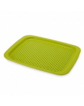Поднос для сервировки Grip Tray Green - SS13 Version LARGE