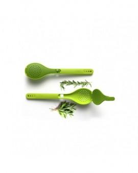 Ложка для приправ  Gusto Infusing Spoon - Green