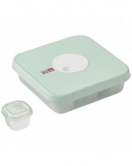 Набор контейнеров пищевых Dial storage 10-piece baby food container set