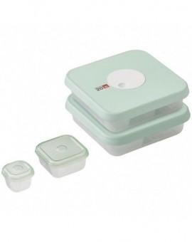 Набор контейнеров пищевых Dial storage 15-piece baby food container set