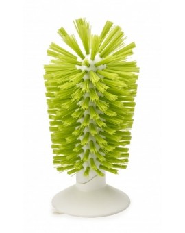 Щетка для посуды  с силиконовой присоской Brush-up In-sink Brush - Green