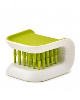 Щетка для чистки ножей и столовых приборов BladeBrush Knife Cleaner - Green