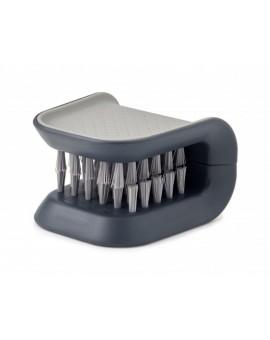 Щетка для чистки ножей и столовых приборов BladeBrush Knife Cleaner - Grey