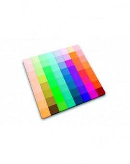 Доска для нарезки и сервировки из закаленного стекла Colour Blocks