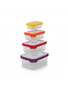 Набор емкостей для продуктов, 4 пр., Nest Storage set of 4