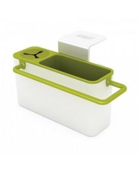 Органайзер кухонный Sink -Aid In-Sink Caddy White / Green