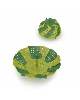 Складная пароварка Lotus Steamer Plus Green