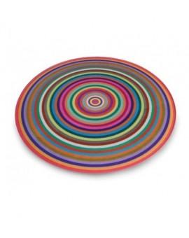 Разделочная доска Coloured Rings