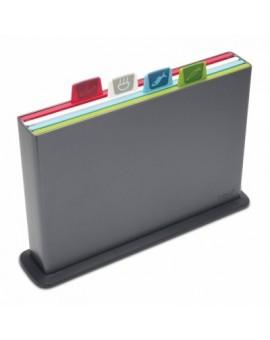 Набор досок разделочных L Index Chopping Board Large - Graphite