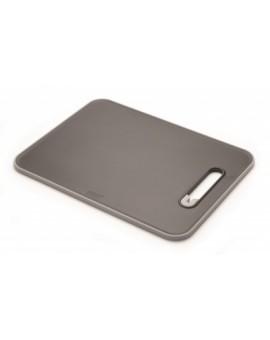 Доска разделочная с точилкой для ножей L Slice & Sharpen Large - Black