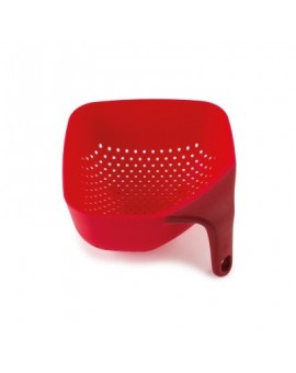 Дуршлаг Square Colander Plus Small Red Красный