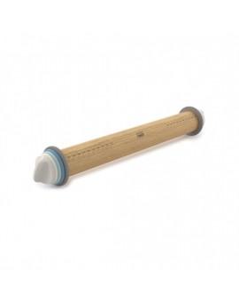 Скалка регулируемая Adjustable Rolling Pin - Pastel