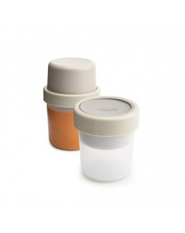 Контейнер для супа GoEat Compact 2-in-1 soup pot - Grey