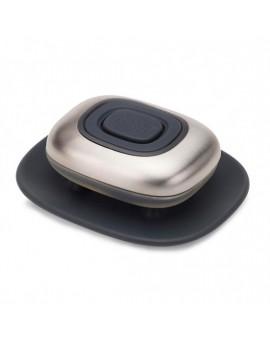 Металлическое мыло с дозатором  SmartBar Refillable Soap Bar