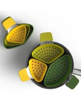 Набор для приготовления на пару Nest Steam - Green 40083