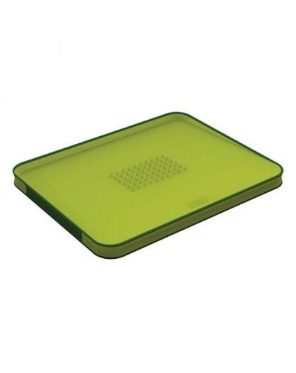 Поднос-доска Cut & Carve Plus Large Green 60001