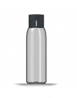 Бутылка для воды с индикатором Dot Hydration-tracking 600 ml - Grey 81053