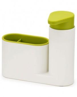 Органайзер для мойки SinkBase - White/Green 85081