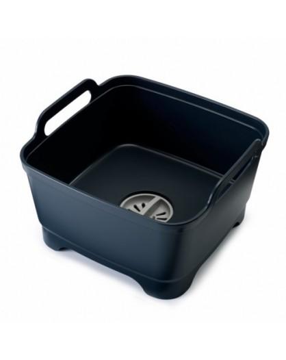 Контейнер для раковины Wash & Drain Washing Up Bowl Grey / Grey 85056