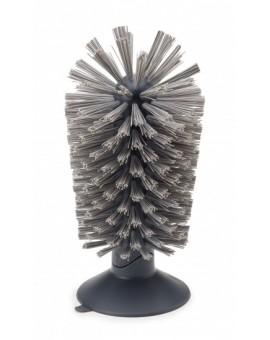 Щетка для посуды с силиконовой присоской Brush-up In-sink Brush - Grey 85104
