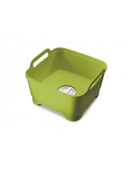 Контейнер для раковины Wash & Drain Washing Up Bowl Green / Green 85059