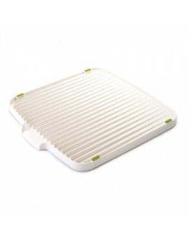Сушилка для посуды Flip Double Sided draining board White /Green 85013
