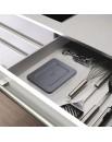Терка четырехсторонняя Joseph Joseph с контейнером для хранения и крышкой Prism Box 20104