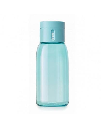 Бутылка для воды Joseph Joseph Dot 400 мл голубая 81048