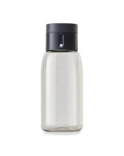 Бутылка для воды Joseph Joseph Dot 400 мл серая 81054