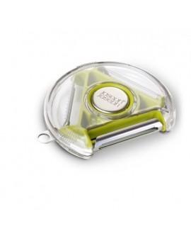 Нож для чистки овощей Joseph Joseph Rotary Peeler Green PEBG0100CB