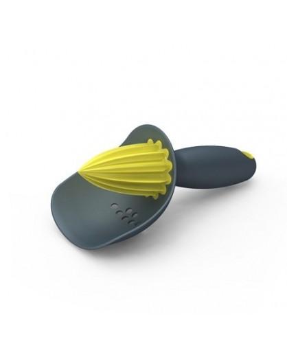 Соковыжималка для цитрусовых Catcher Citrus Reamer - Grey/Yellow