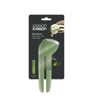 Пресс для чеснока Joseph Joseph с очищающей пластиной CleanForce™ 20179