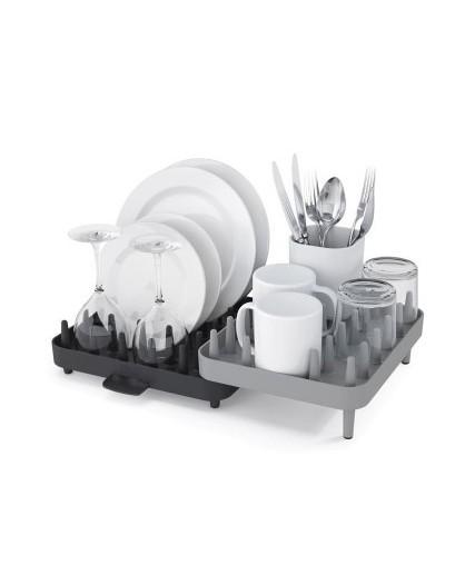 Сушилка-конструктор для посуды Connect -Grey 85035