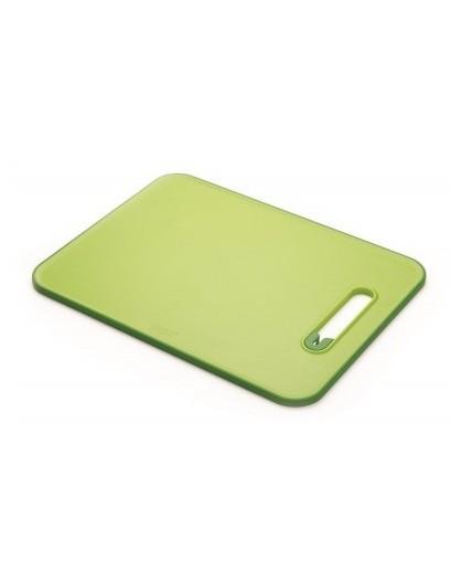 Доска разделочная с точилкой для ножей S Slice & Sharpen Small - Green 60047