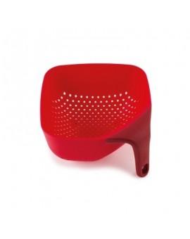 Дуршлаг Square Colander Plus Small Red Красный 40049