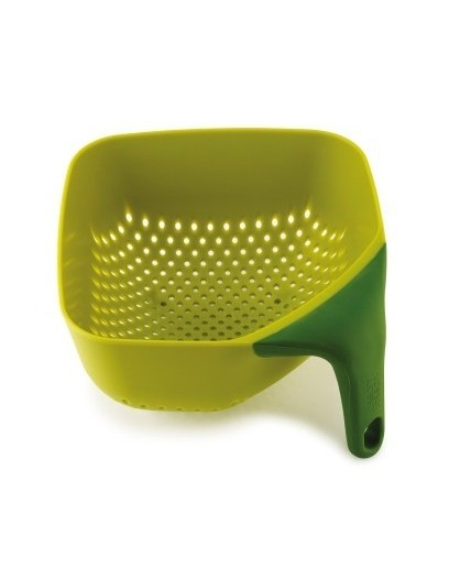 Дуршлаг Square Colander Plus Medium Green Зелёный 40056