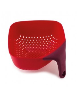 Дуршлаг Square Colander Plus Medium Red Красный 40060