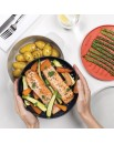 Набор для готовки в микроволновке Joseph Joseph M-Cuisine Stackable cooking set