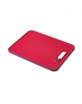 Разделочная доска с ножеточкой Slice&Sharpen Large - Red 60107