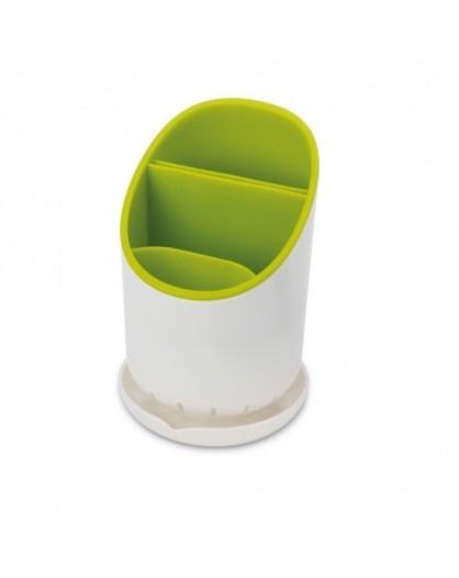 Органайзер для столовых приборов Dock - White/Green 85074